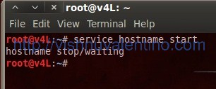 How to Change Backtrack Hostname root@bt#