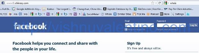 Chinoxy Unblock Facebook - Really?