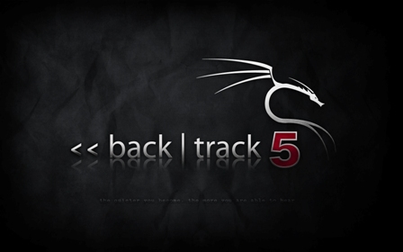 Friday Free Wallpaper #21 [Backtrack 5 Wallpaper]