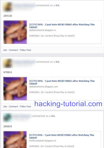 Hacking Facebook Scam | Ethical Hacking Tutorials, Tips and