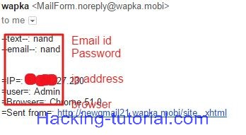Hacking GMail Using Phishing Method and Prevention   Ethical