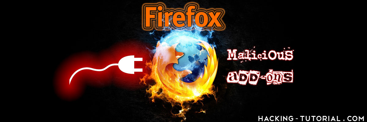 Hacking Internet Users Password Using Malicious Firefox Plugin