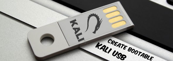 Create Bootable USB Kali Linux on Windows