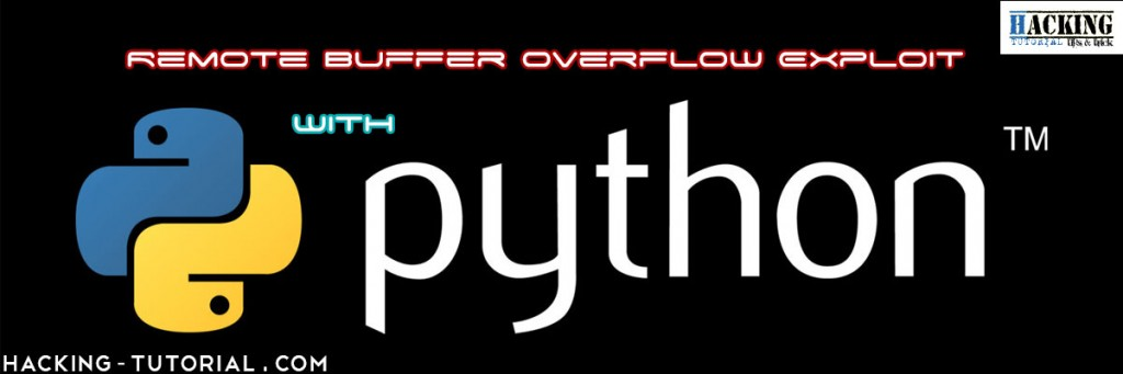 Remote Buffer Overflow Exploit with Python | Ethical Hacking