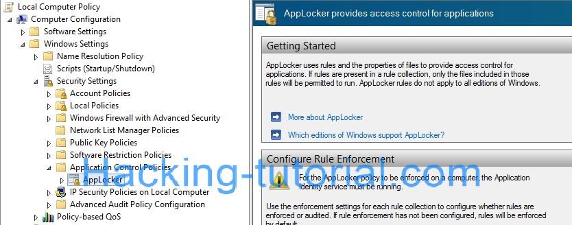 How to Bypass Windows AppLocker | Ethical Hacking Tutorials