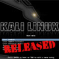 Kali Linux Released